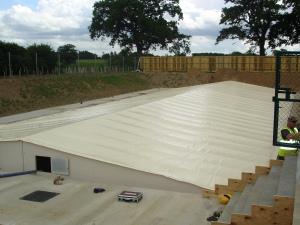 membrane tank covers