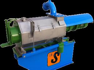 Slurry Separator design