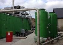 Biogas H2S Biological Scrubber