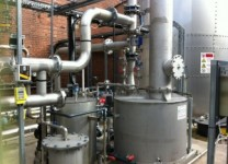 Biogas H2S Chemical Scrubber