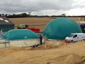 Digester covers Valley House
