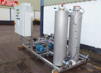 Biomethane Heating and Cooling Systems