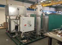 Biogas Upgrading Plant