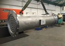 Biogas Reheater