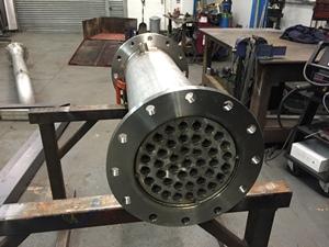 Biogas Reheater Esholt