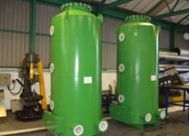 Biogas Siloxane Scrubbers